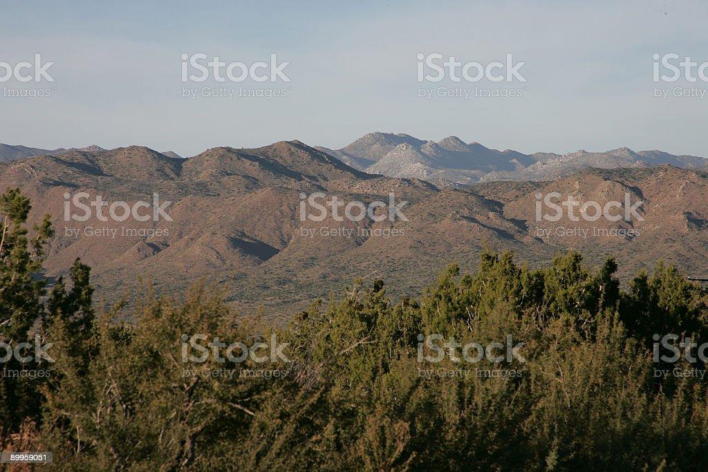 California Desert stock photo