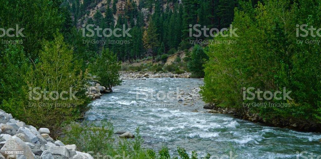 California Desert Water stock photo