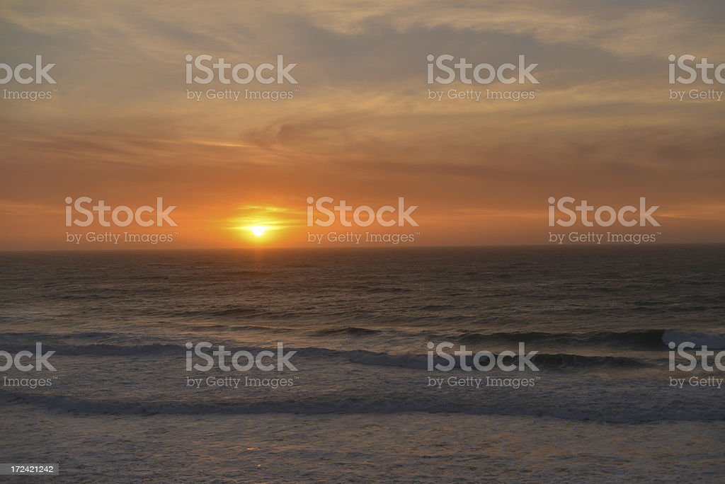 California Dreaming stock photo
