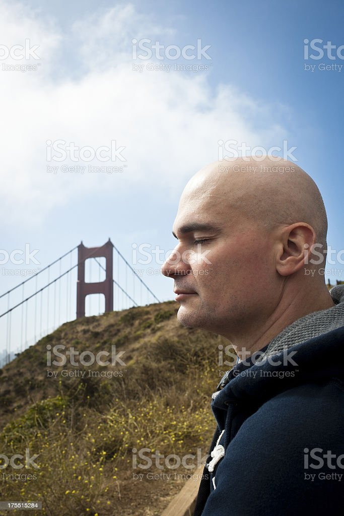 California Dreaming royalty-free stock photo