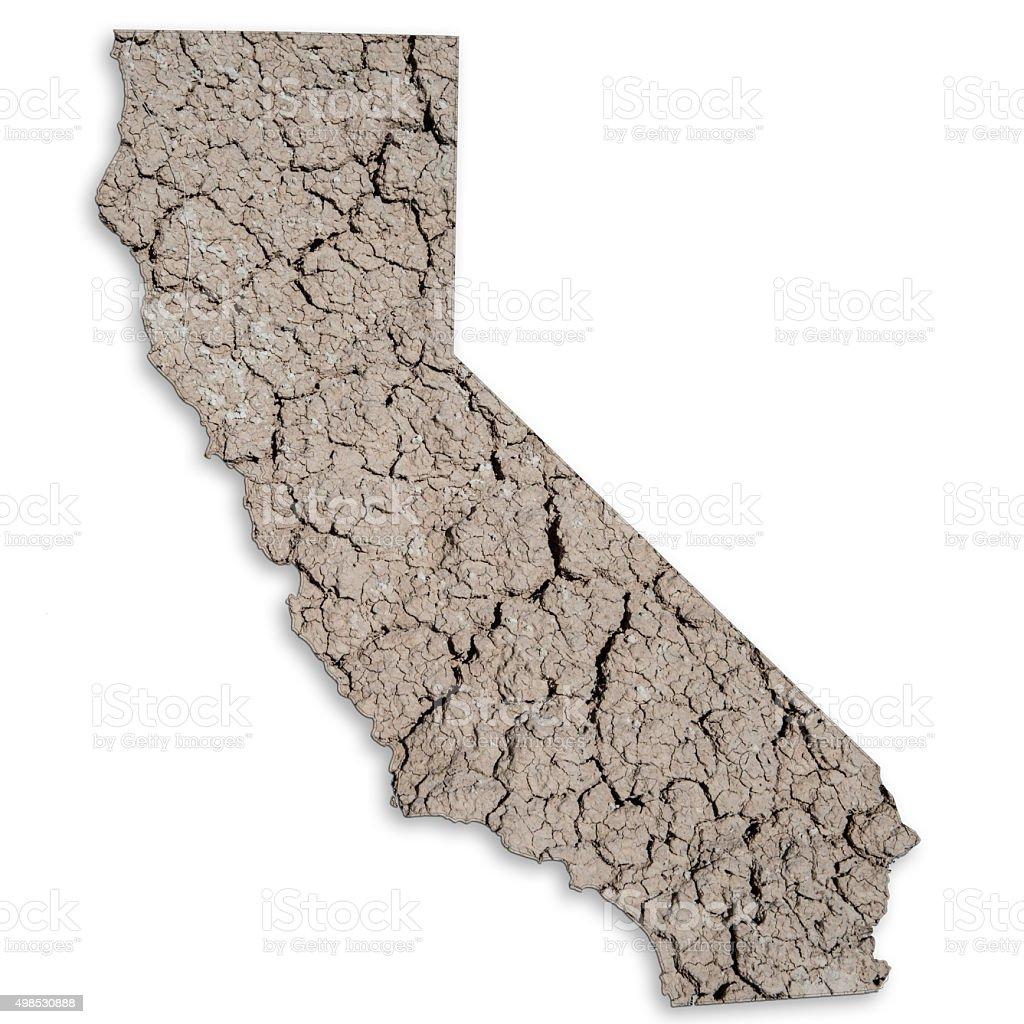California drought stock photo