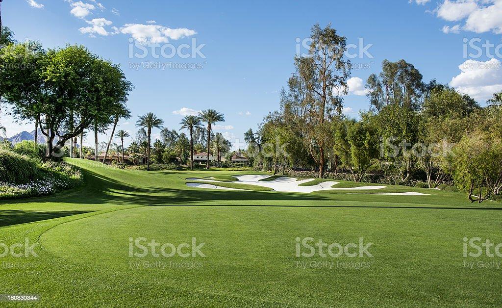 California Golf stock photo