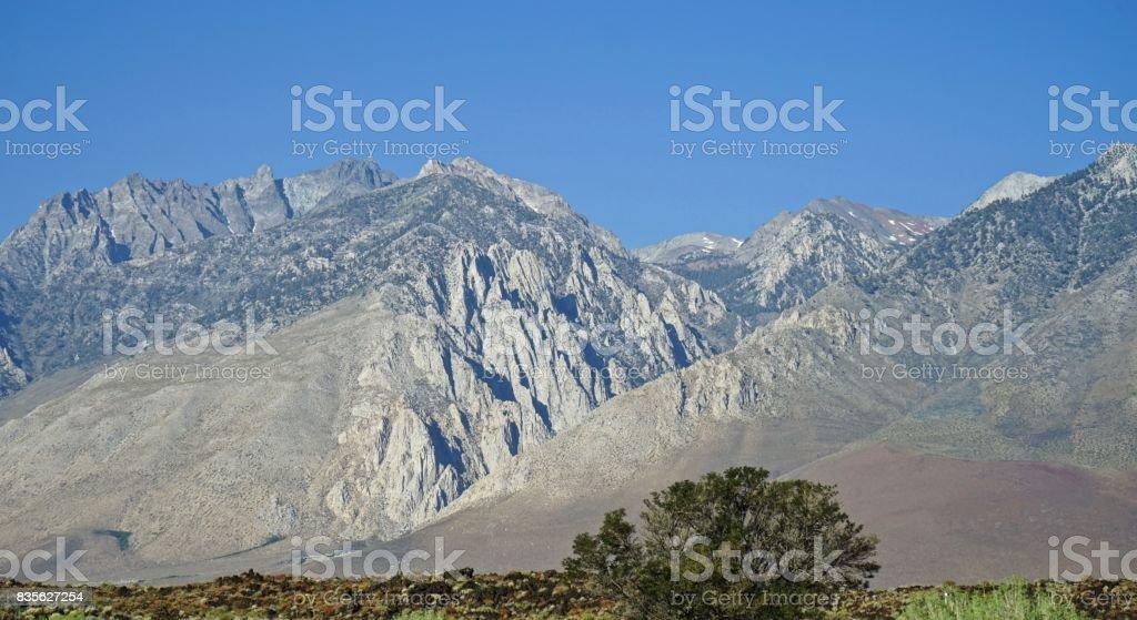 California High Desert stock photo