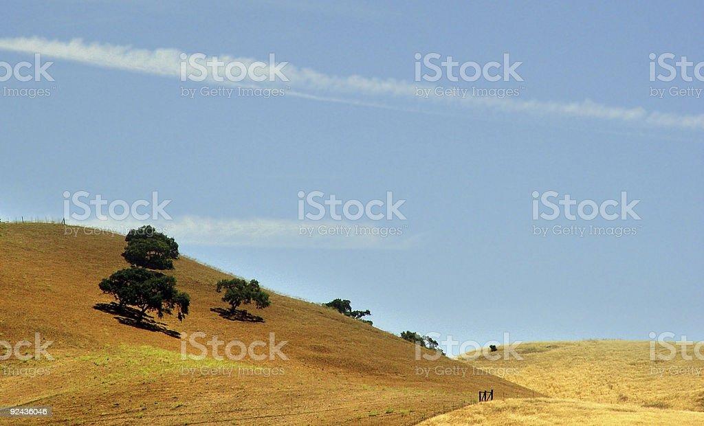 California hills (6) royalty-free stock photo