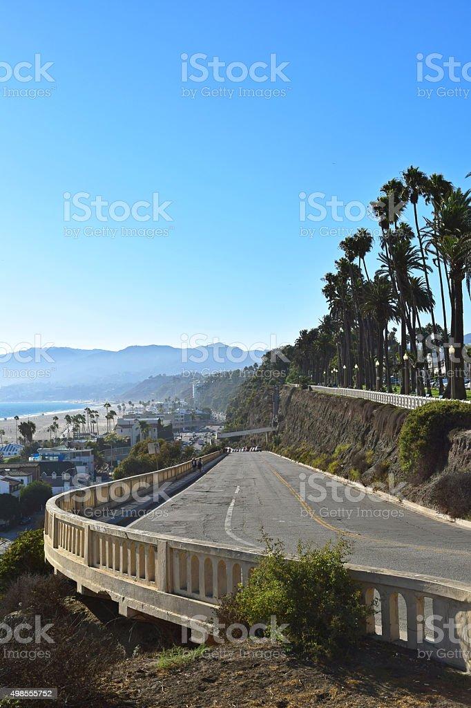 California Incline stock photo
