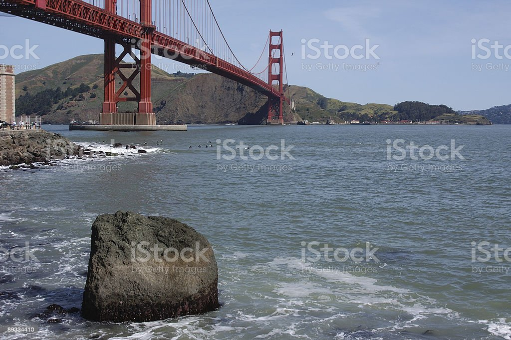 California Landmark royalty-free stock photo