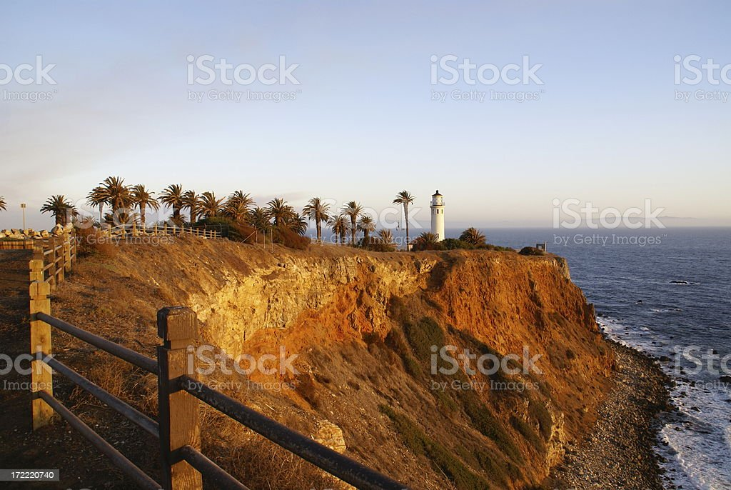 California Lighthouse stock photo