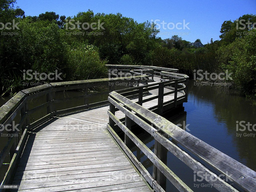 California nature trail royalty-free stock photo