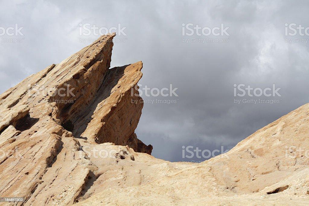 California Rock Formation stock photo