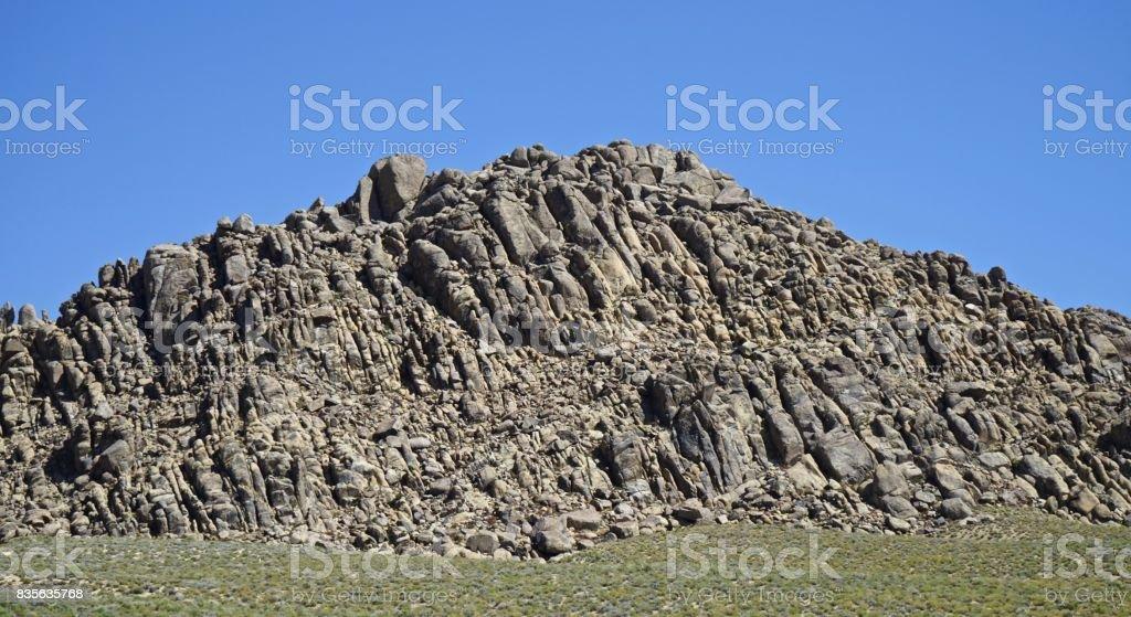 California Rock Stash stock photo