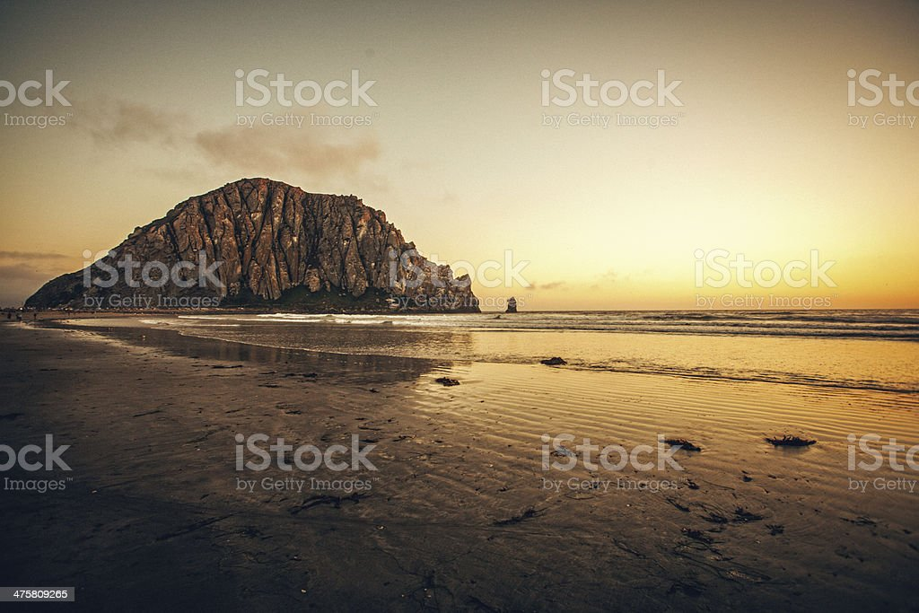 Californian Lanscape stock photo