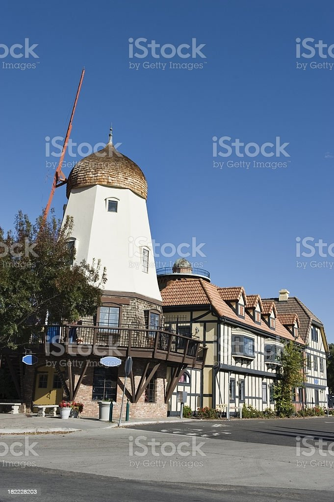 California's Danish Community royalty-free stock photo