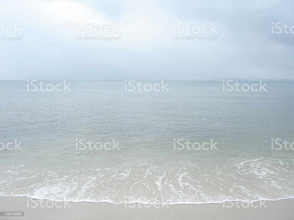 Call From the Sea royalty-free stock photo