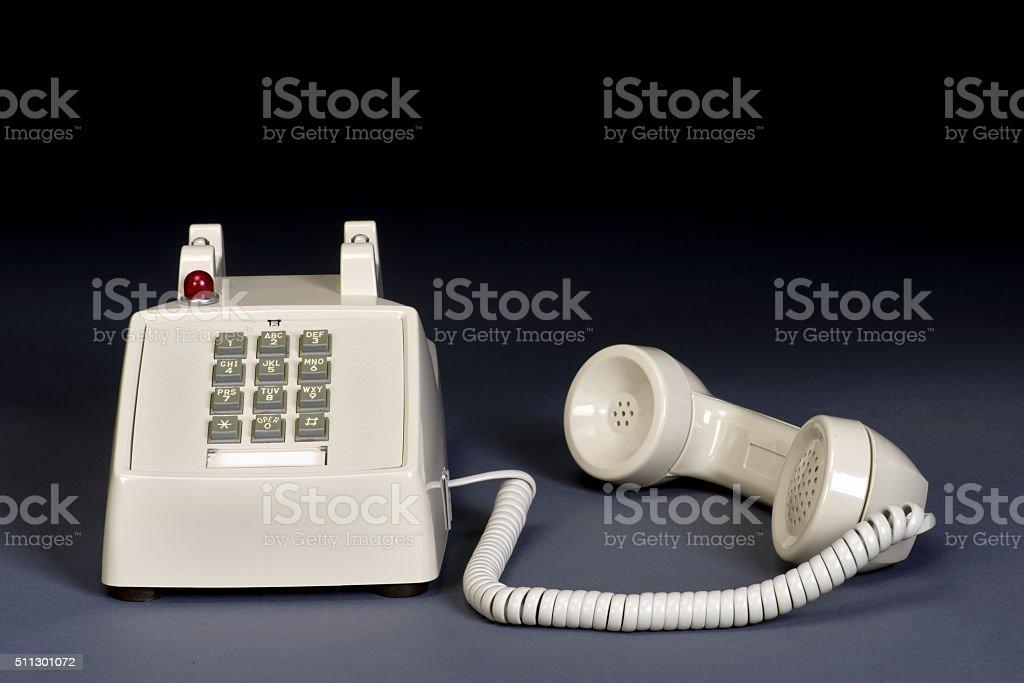Call me phone. stock photo