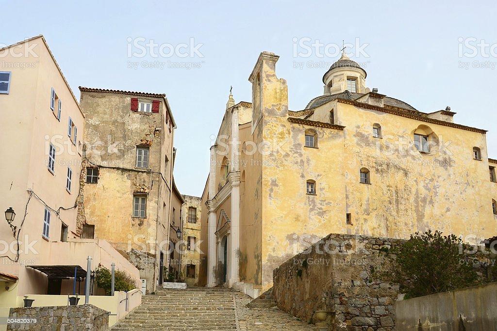 Calvi, Corsica royalty-free stock photo