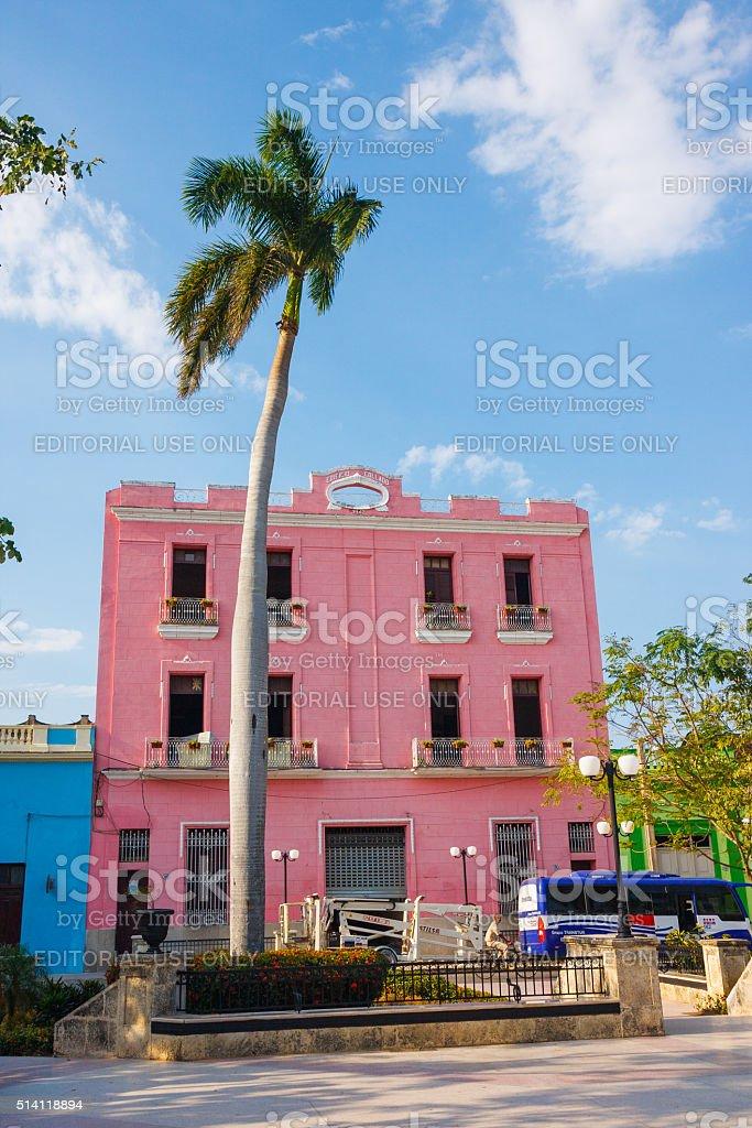 Camagüey City Life stock photo