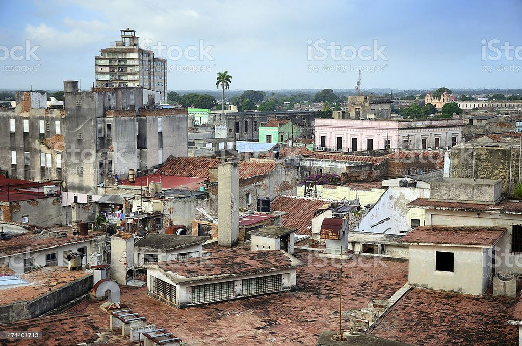 Camaguey, Cuba stock photo