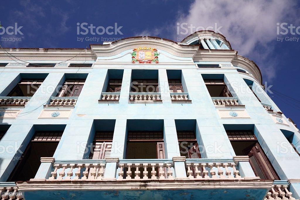 Camaguey landmark stock photo