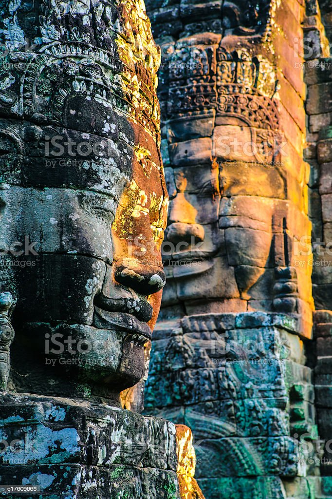 Cambodia. Angkor wat stock photo