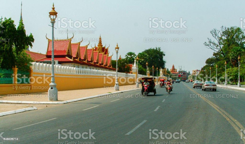 Cambodia - Phnom Penh stock photo