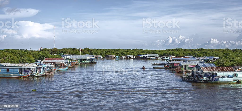 Cambodian people stock photo