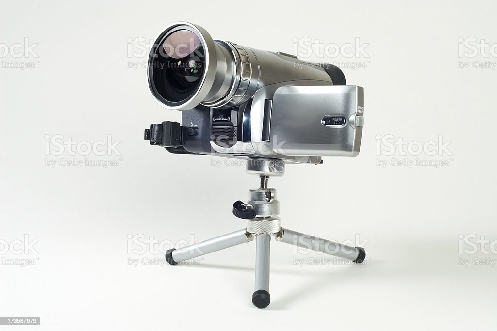 DV Camcorder stock photo
