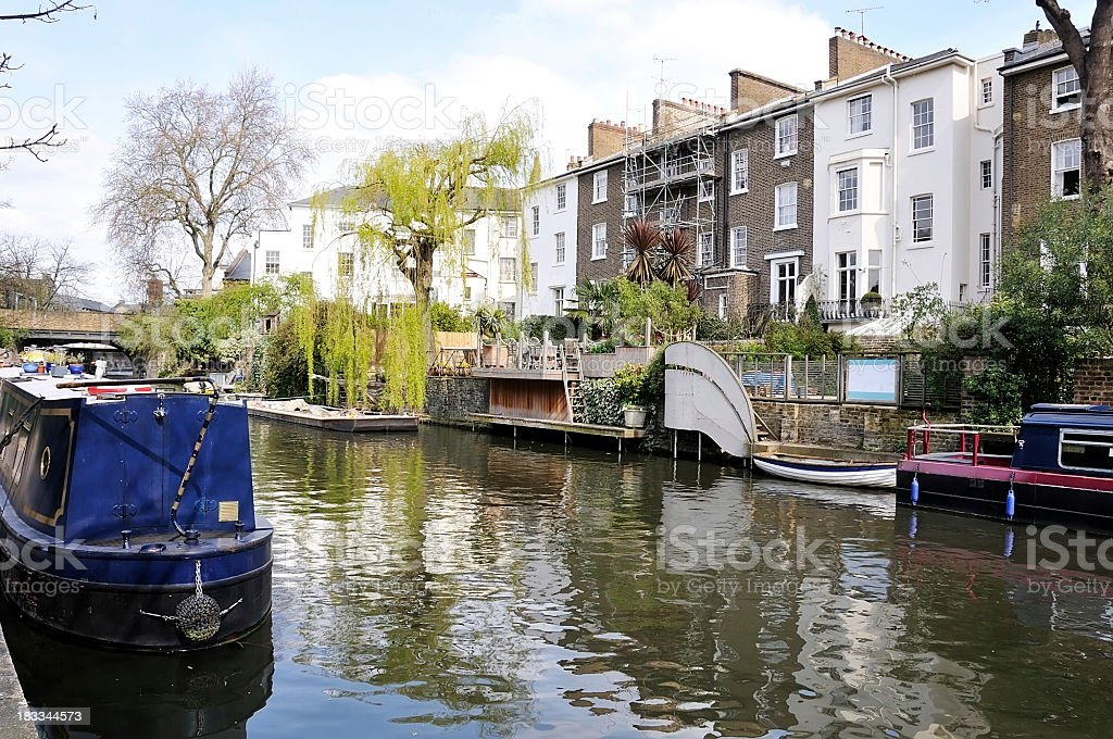 Camden, London stock photo