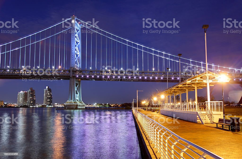 Camden Waterfront stock photo