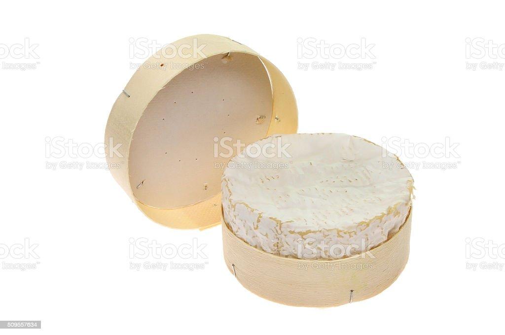 Camembert cheese stock photo