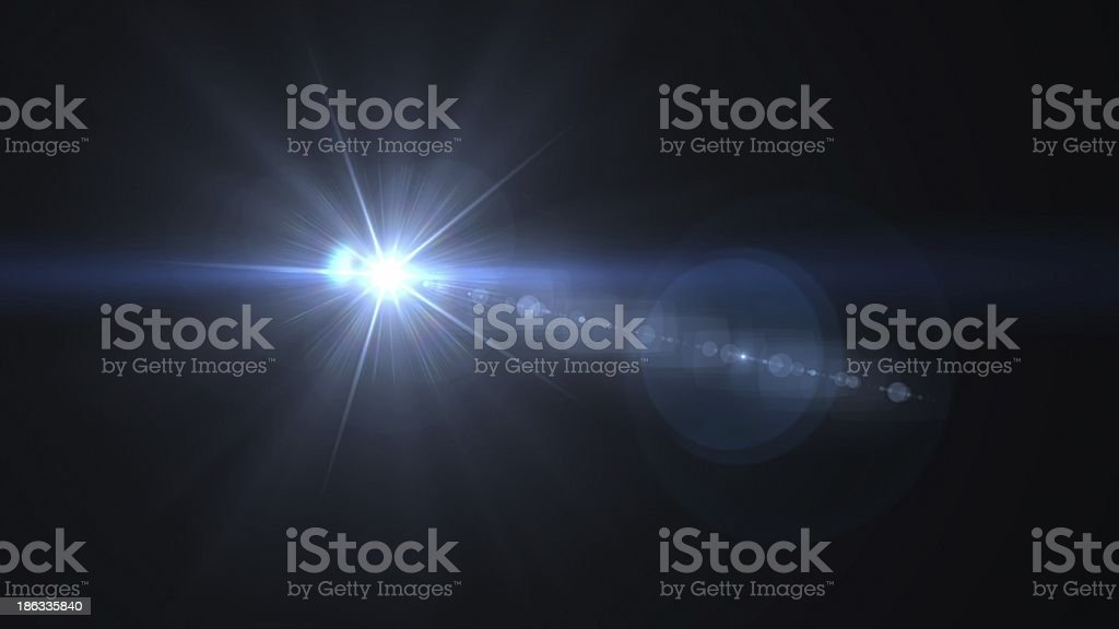 camera flash flare 01 stock photo