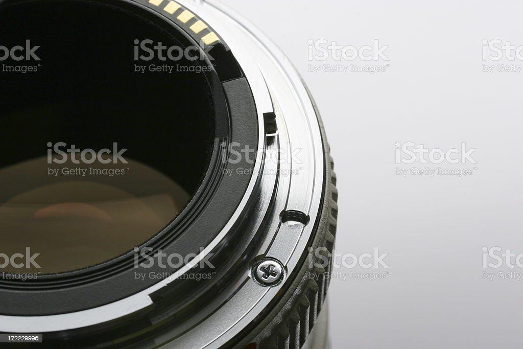 Camera Lens v.3 royalty-free stock photo