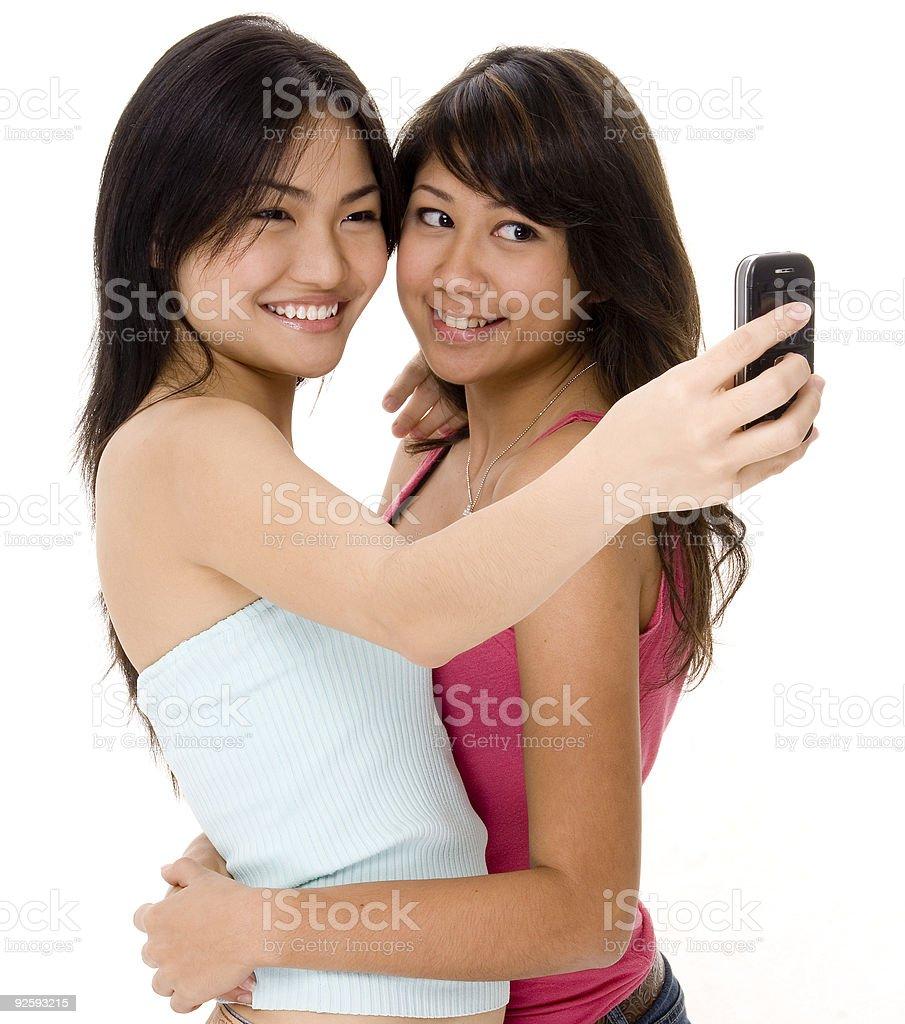 Camera Phone 2 royalty-free stock photo