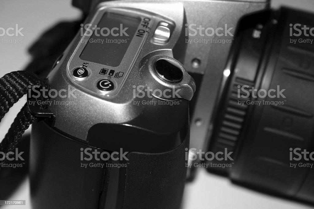 Camera! stock photo