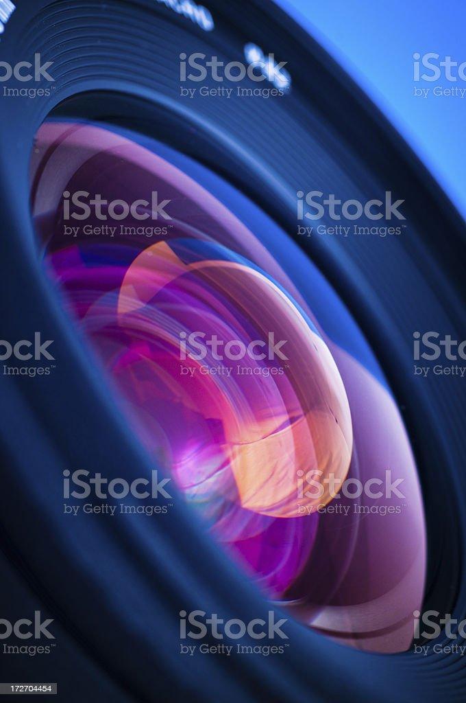 SLR Camera royalty-free stock photo