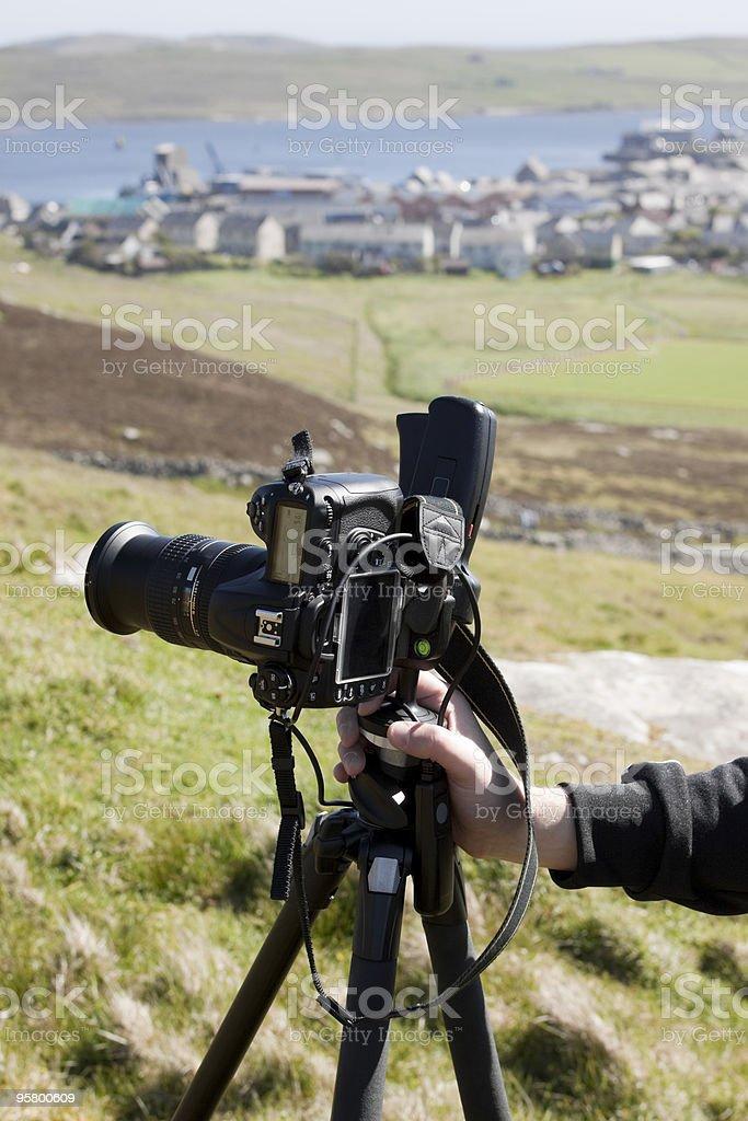 Camera royalty-free stock photo