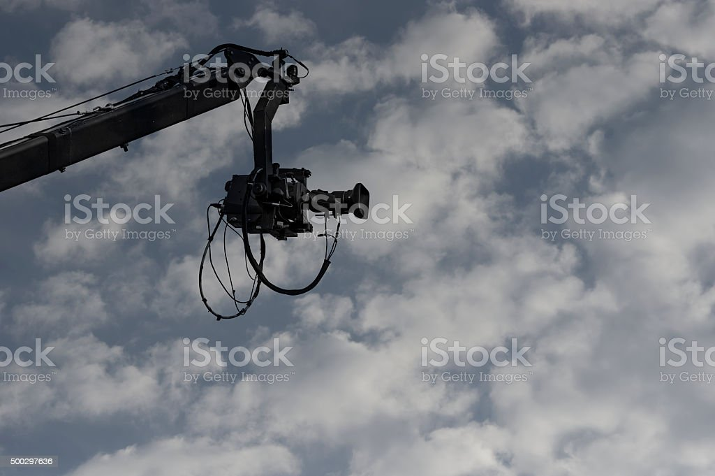 Camera Shooting stock photo