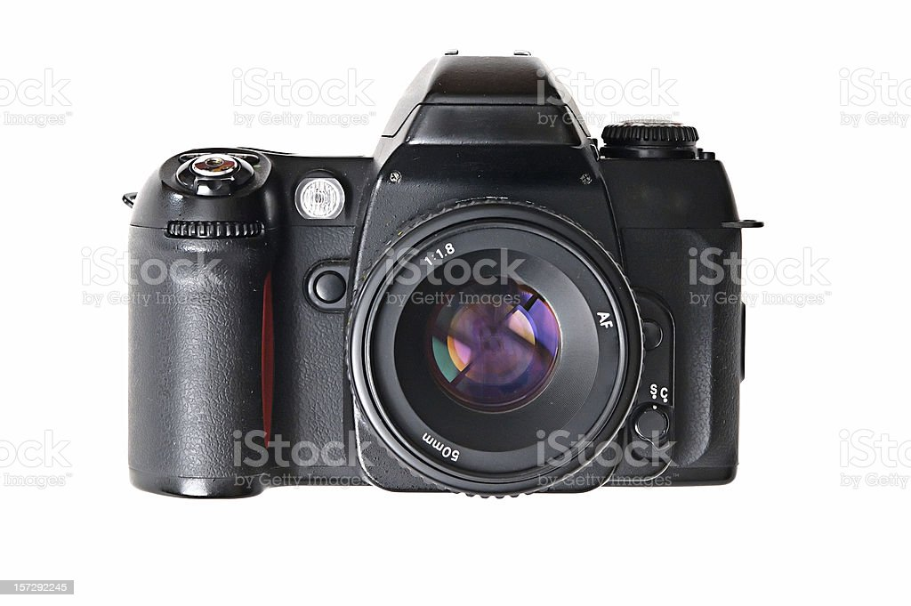 Camera - SLR stock photo