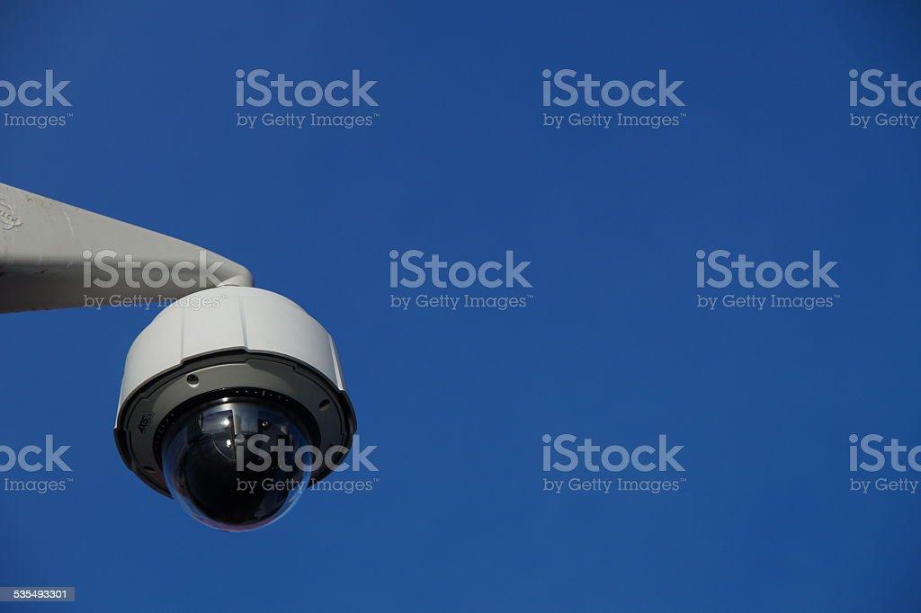 Camera Surveillance - CCTV stock photo