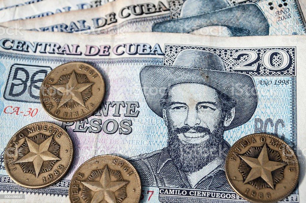 Camilo Cienfuegos stock photo