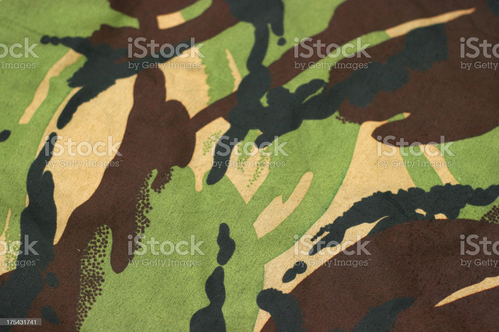 Camo background royalty-free stock photo
