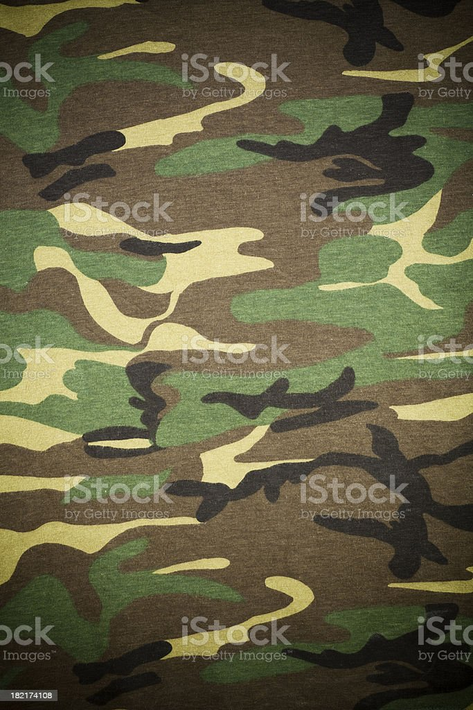Camo background stock photo
