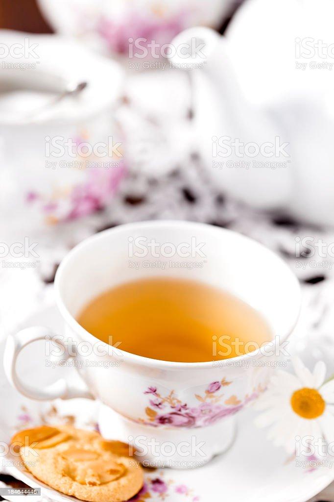 Camomile Tea royalty-free stock photo