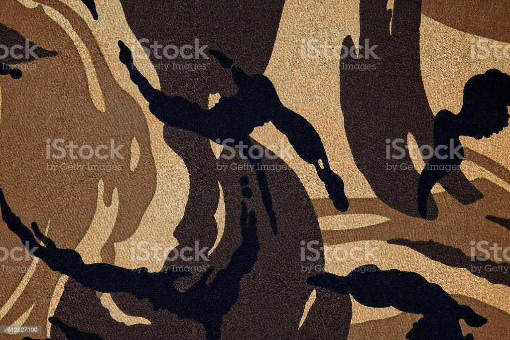 Camouflage pattern background stock photo