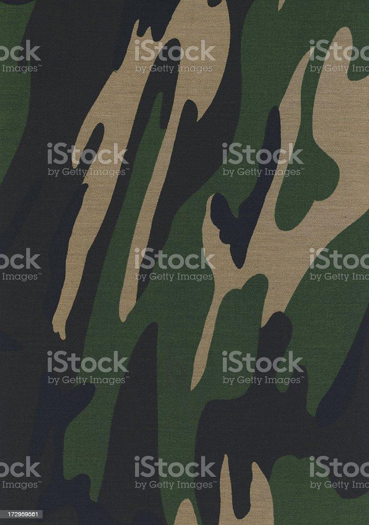 XXL Camouflage Pattern royalty-free stock photo