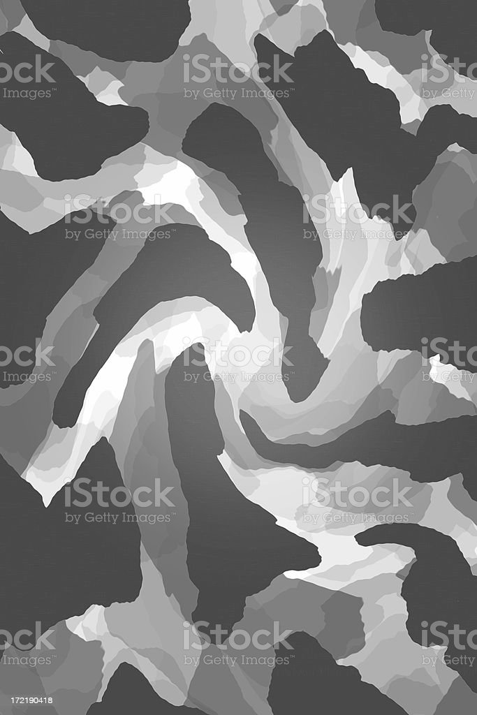 Camouflage Texture 03 - Winter stock photo