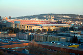 Camp Nou, barcelona stadium