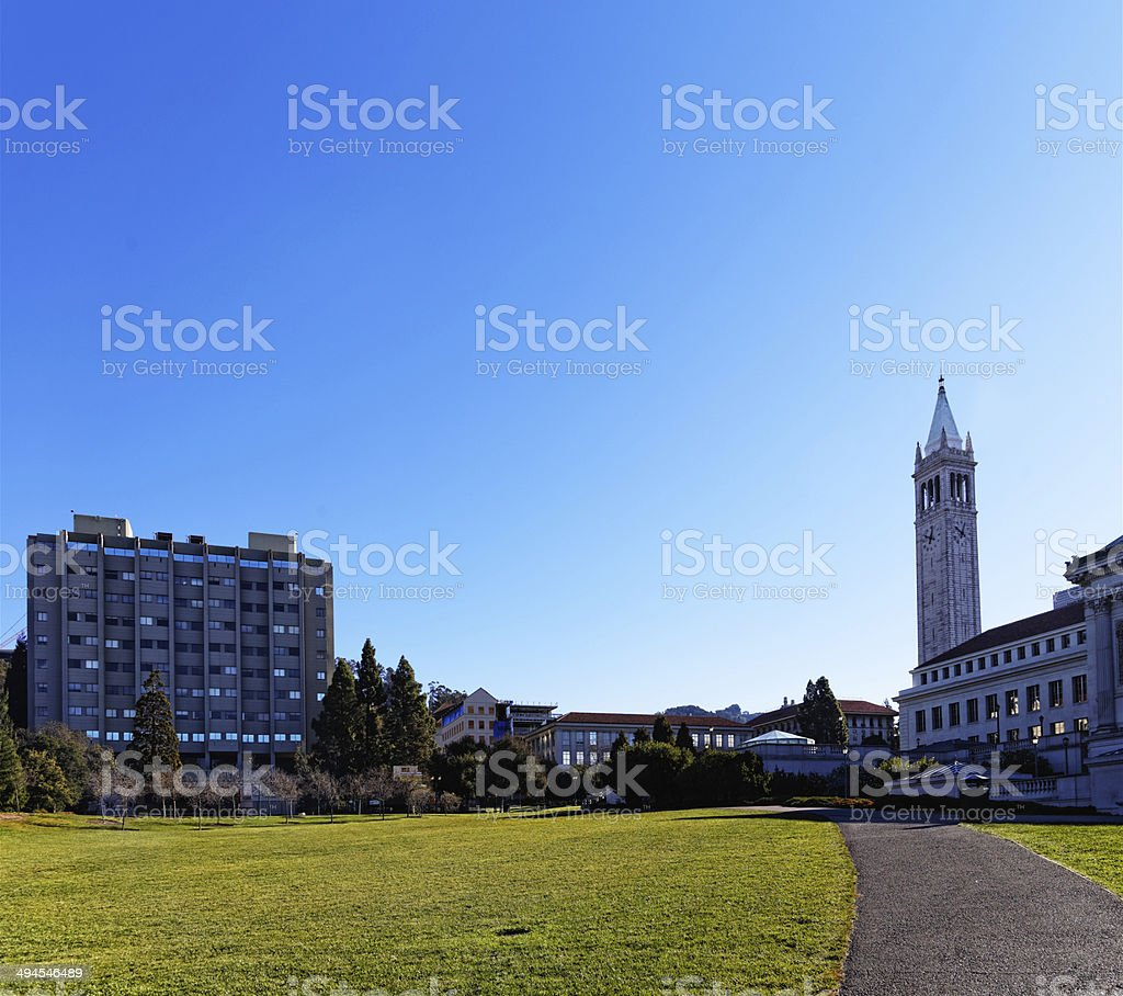Campanile tower royalty-free stock photo