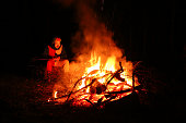 Campfire Clown