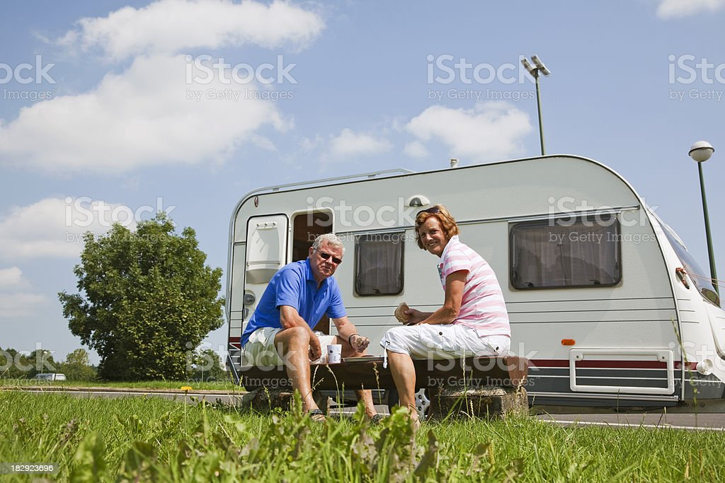 Camping # 51 XXL royalty-free stock photo