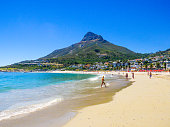 Camps Bay Lions Head Table Mountain Cape Town South Africa